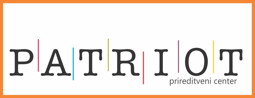 PATRIOT osvežen logo samostojen OKVIR